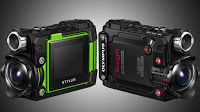 Action Camera olympus-tg-tracker