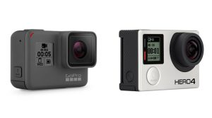 hero4 silver vs hero5 black